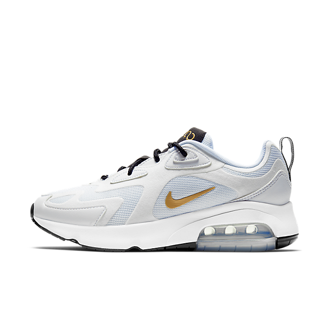 Nike WMNS Air Max 200 'White/Gold' AT6175-102