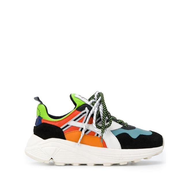 Diadora Sneakers met colourblocking