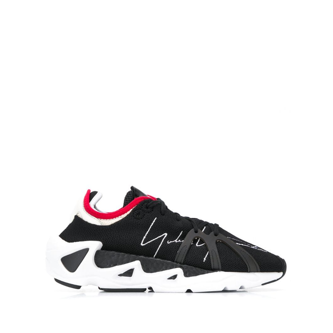 Y-3 panelled
