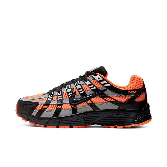 Nike P-6000 (Total Orange / Black - Anthracite - Fit Silver) CD6404 800