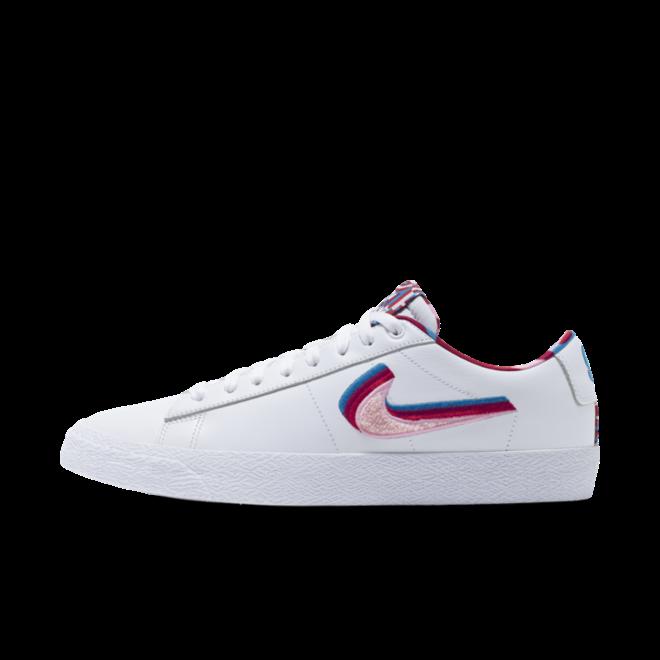Parra X Nike SB Blazer Low QS CN4507-100