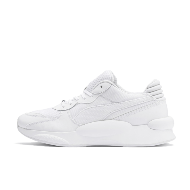Puma RS 9.8 'Triple White' zijaanzicht