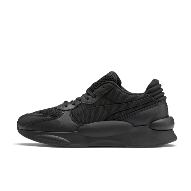 Puma RS 9.8 'Triple Black' zijaanzicht
