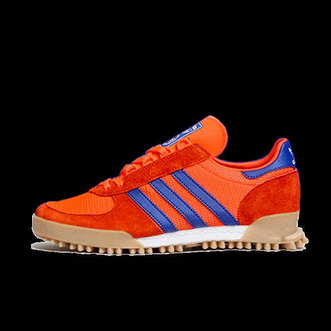 adidas Marathon TR 'Red & Blue' - Size? Exclusive zijaanzicht