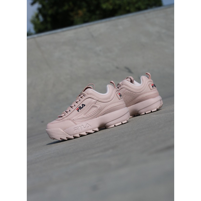 Fila Disruptor rose smoke ps