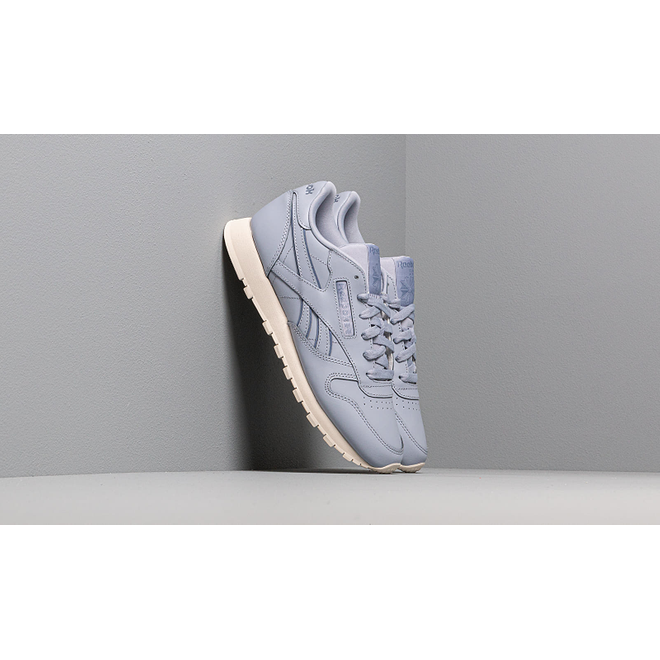 Reebok CL Leather Denim Dust/ Paperwhite