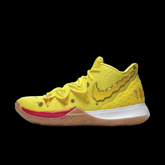 Spongebob X Nike Kyrie 5 'Spongebob Squarepants'