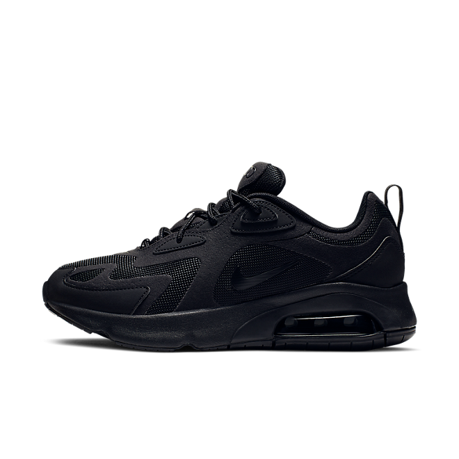 Nike WMNS Air Max 200 'Triple Black' AT6175-003