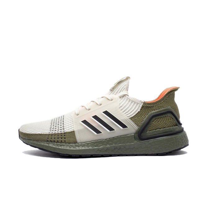 adidas Ultra Boost 19 'Green/Cream''