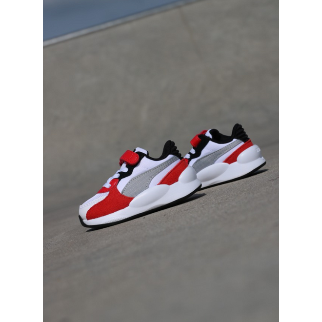 Puma Rs 9.8 Space white/risk Red TS