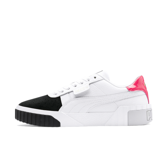 Puma Cali Remix Wn s Puma White-Puma Black