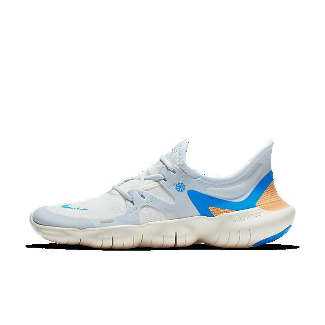 Nike Free RN 5.0 zijaanzicht