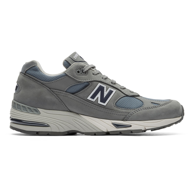 New Balance M991NGN *Made in England* (Grey / Navy)
