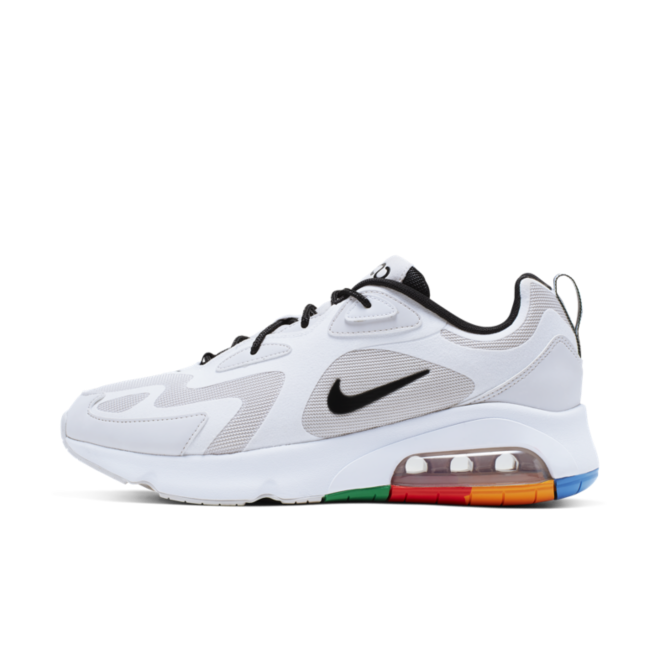 Nike Air Max 200 'White/Multi' AQ2568-002