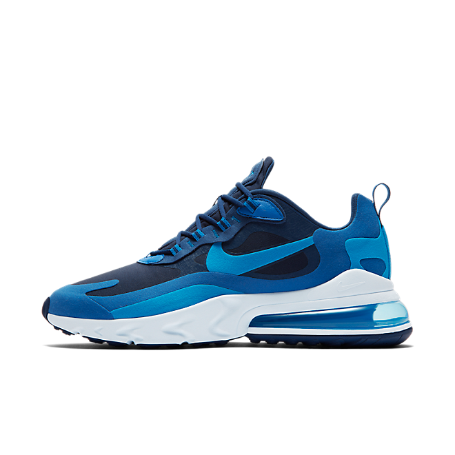 Nike Air Max 270 React 'Blue Void'
