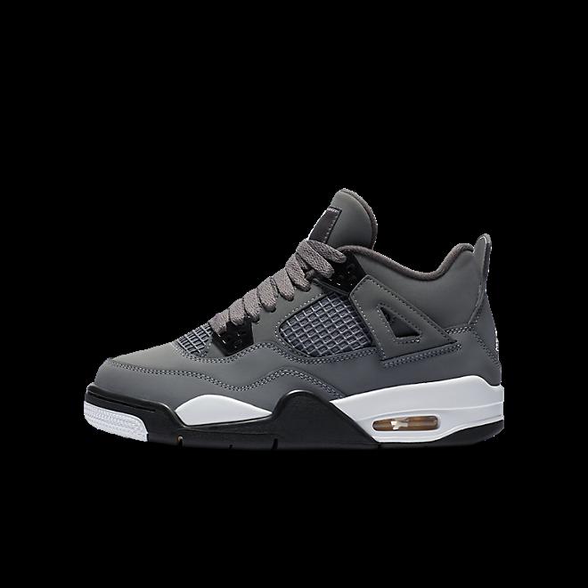 Nike Air Jordan 4 Retro GS 'Cool Grey'