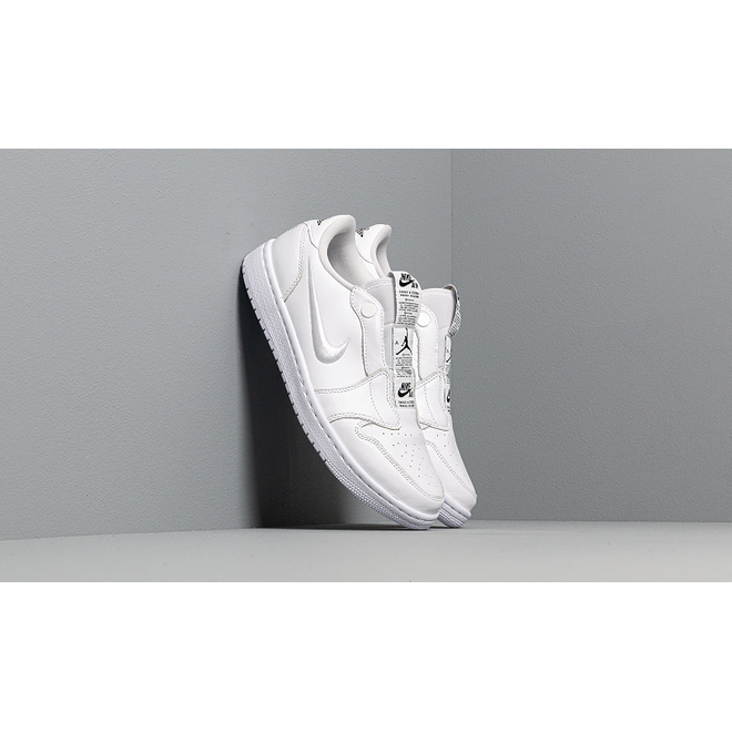 Air Jordan Wmns 1 Retro Low Slip White/ Black-White AV3918-101