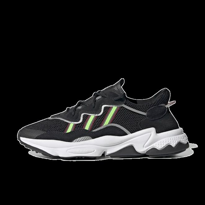 adidas Ozweego 'Black/Green' EE7002