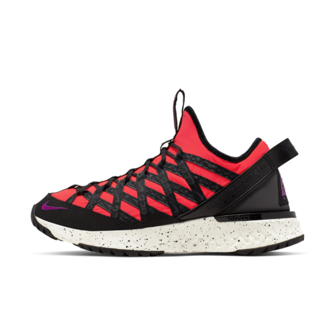Nike Acg React Terra Gobe 'Bright Crimson'