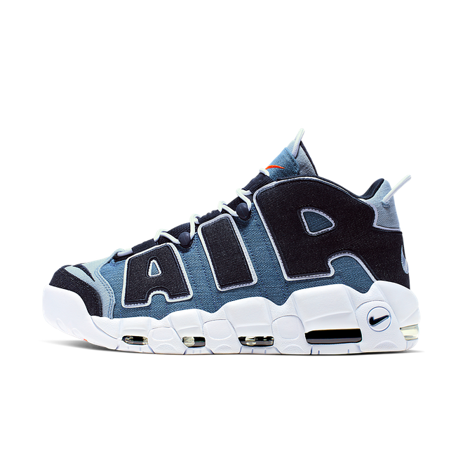 Nike Air More Uptempo '96 QS 'Obsidian'