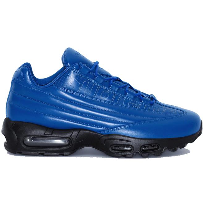 Nike Supreme X Air Max 95 Lux 'Hyper Cobalt'
