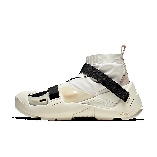 Nike Free TR 3 / Mmw 'Sail' zijaanzicht