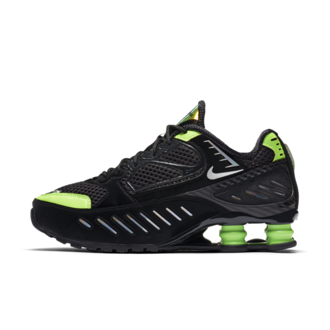 Nike W Shox Enigma SP 'Black & Lime'