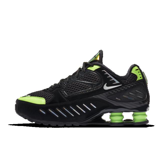 Nike W Shox Enigma SP 'Black & Lime' CK2084-002