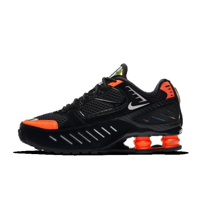 Nike W Shox Enigma SP 'Black \u0026 Red