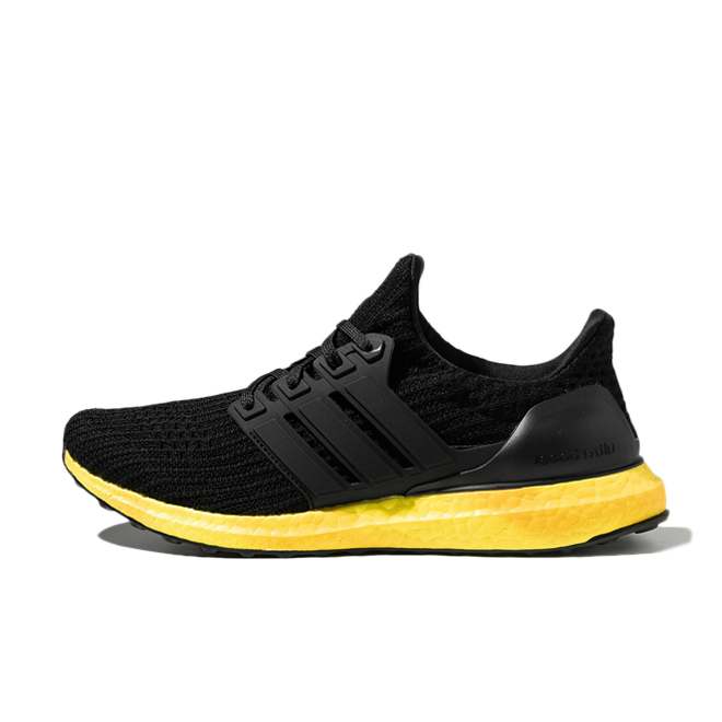adidas Ultra Boost Color Sole 'Yellow' zijaanzicht