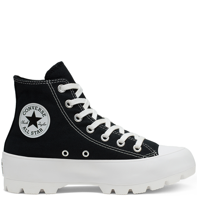 Chuck Taylor All Star Lugged High Top