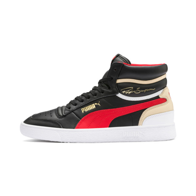 Puma Ralph Sampson Mid Trainers