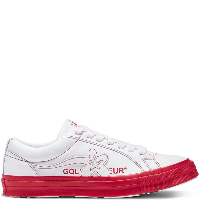 Converse x GOLF le FLEUR* Colorblock One Star Low Top 164026C