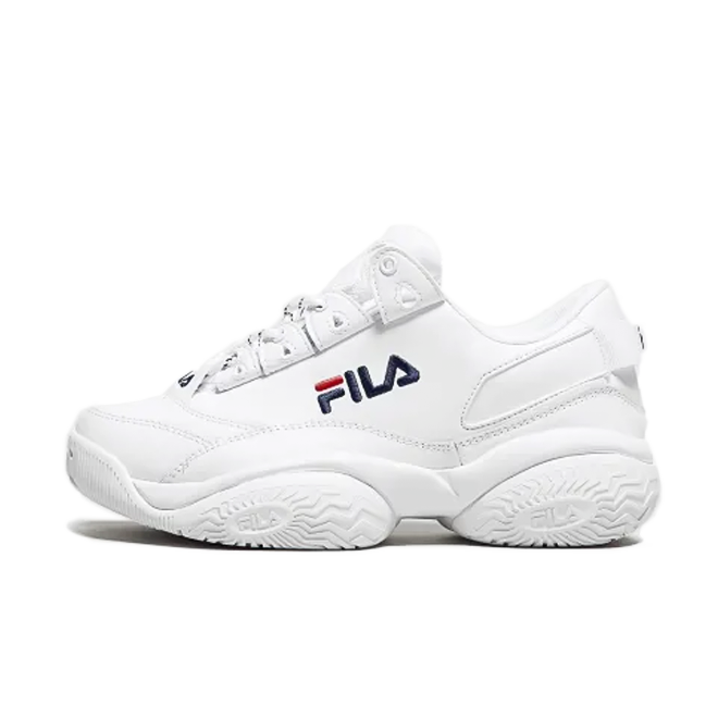 Fila Provenance 'White' zijaanzicht