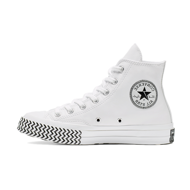 Converse Chuck Taylor Mission-v High 'White'
