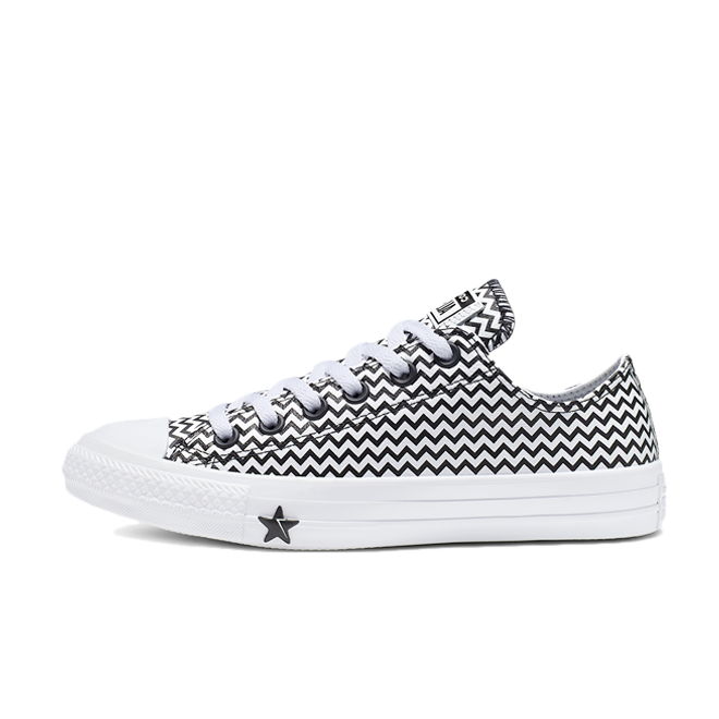 Converse Chuck Taylor Mission-v Low 'White' 565367C