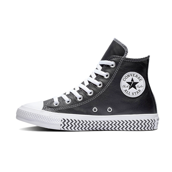 Converse Chuck Taylor Mission-v High 'Black'