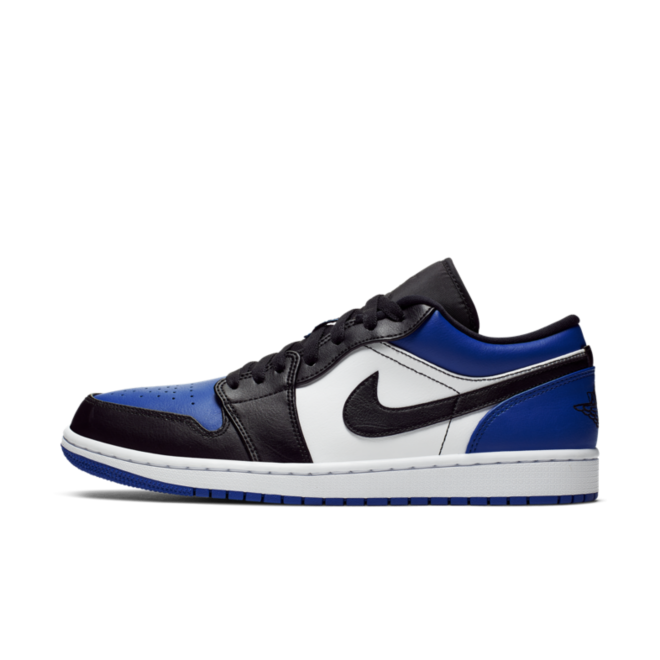 Air Jordan 1 Low 'Sports Royal' zijaanzicht