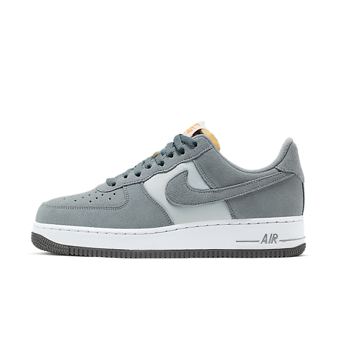 Nike Air Force 1 ´07 LV8 (Cool Grey / Cool Grey / Bright Ceramic - Wh