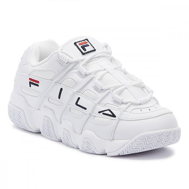 Fila Uproot Mens White / Navy / Red Trainers