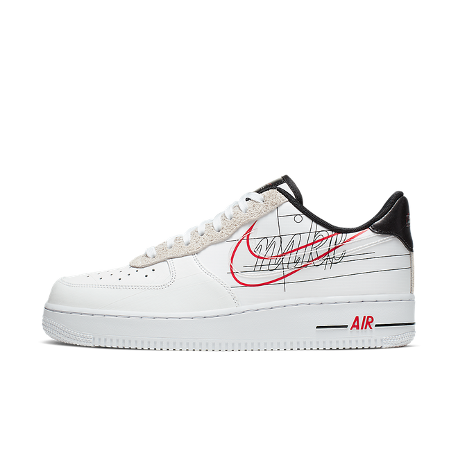 Nike Air Force 1 'Script Swoosh' CK9257-100