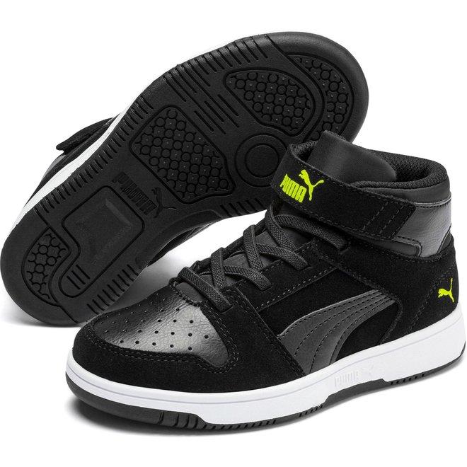 Puma Rebound Layup Sneaker Junior 370495-01