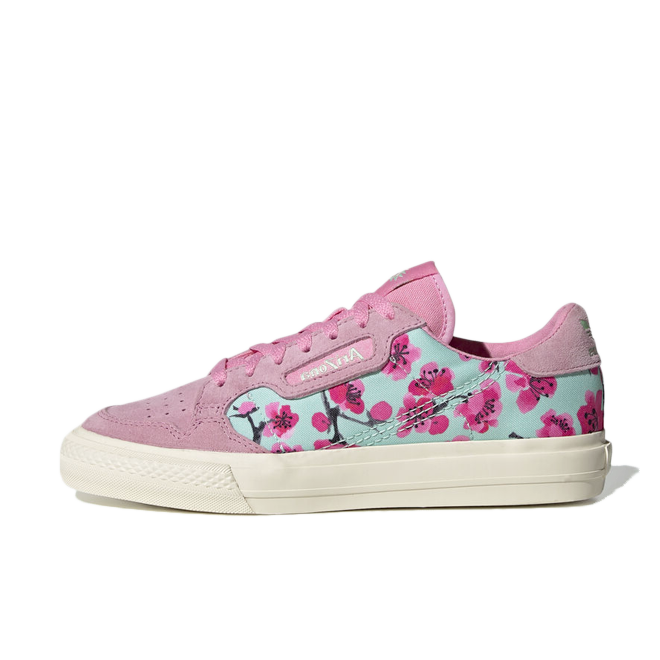 Arizona Iced Tea X adidas Continental Vulc 'Pink' EG7977