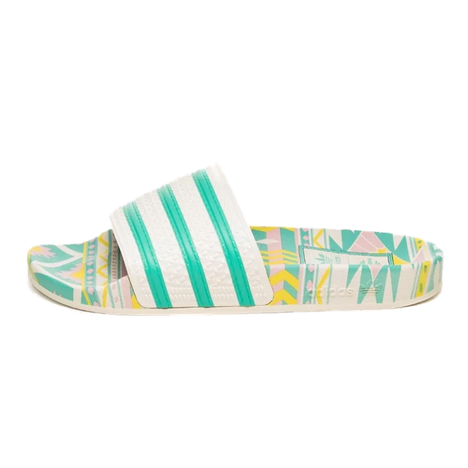 adidas x AriZona Adilette (Chalk White / Supplier Color / Supplier Col