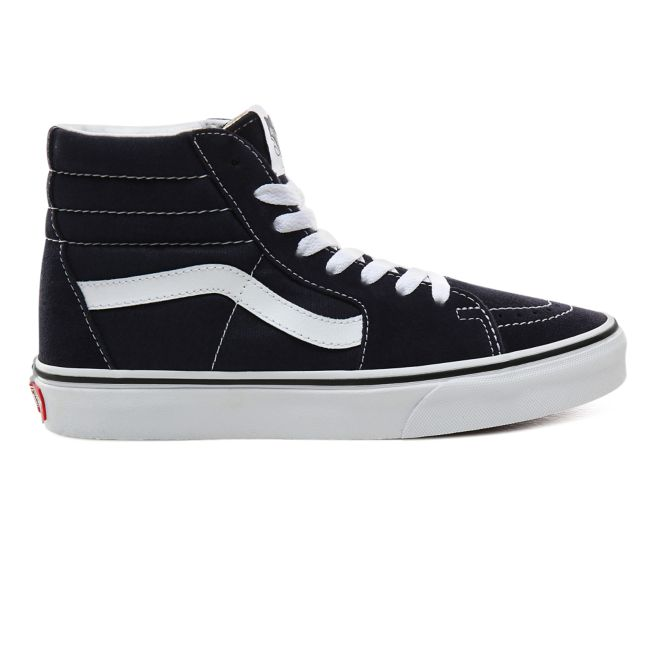 Vans SK8-Hi Navy / White Trainers | VN0A4BV6V7E | Sneakerjagers