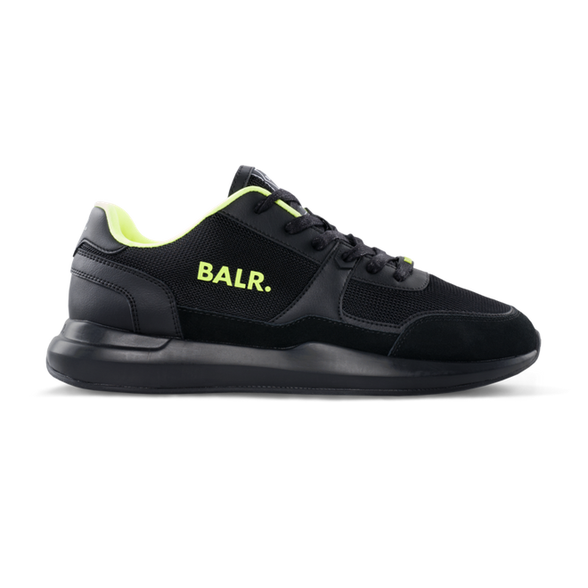 BALR. Clean Classic Sneakers Black