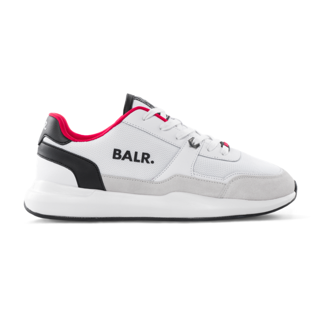 BALR. Clean Classic Sneakers White
