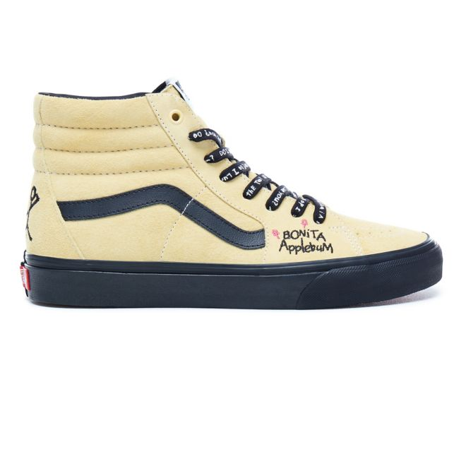 Vans X A Tribe Called Quest UA SK8 High top