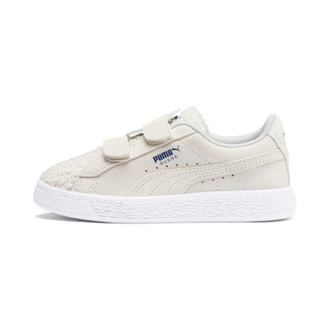 Puma Suede Winter Monster Kids Trainers