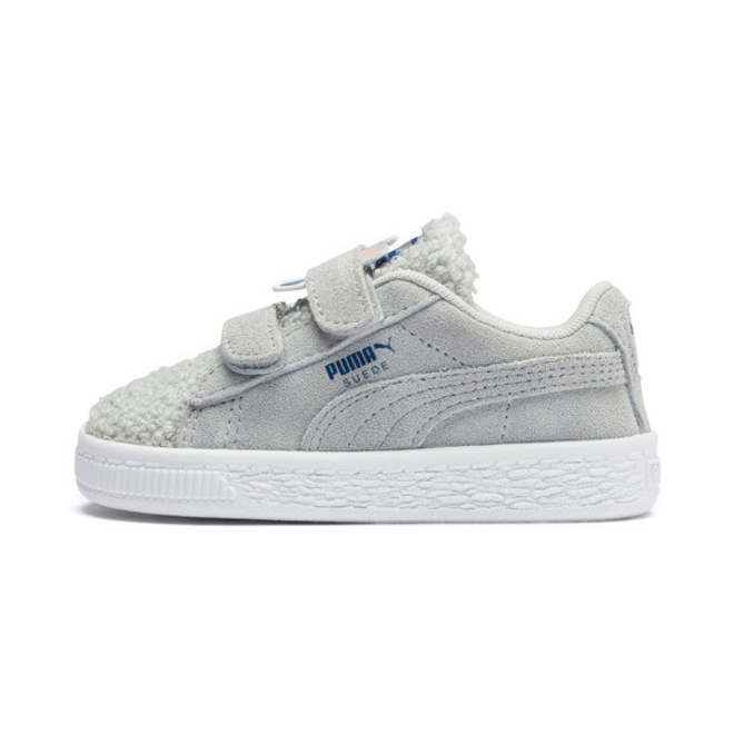 Puma Suede Winter Monster Babies Trainers